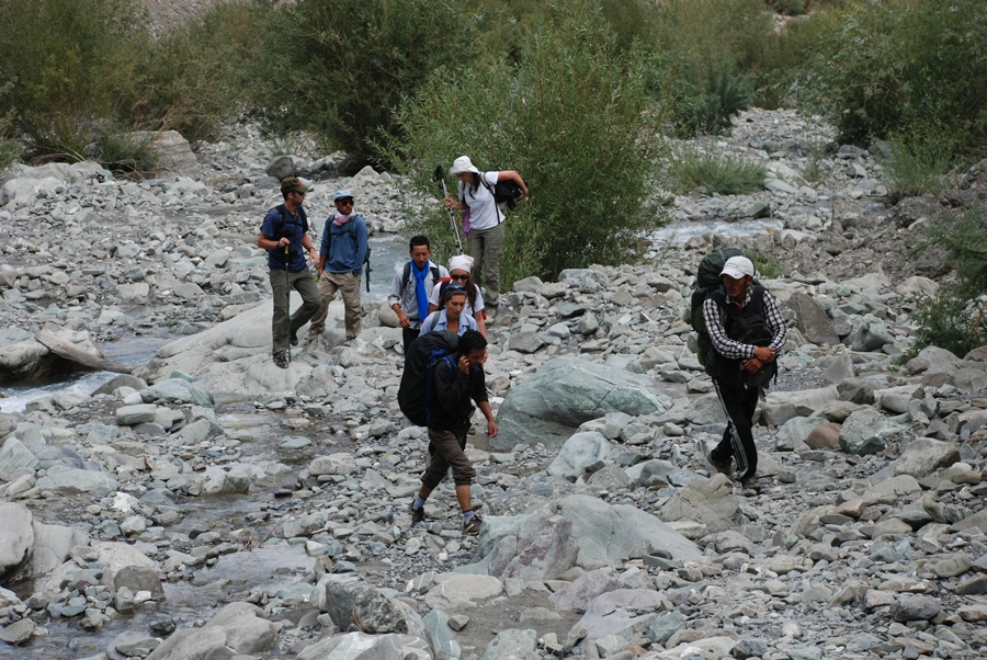 Markha Valley Group Trek 2020