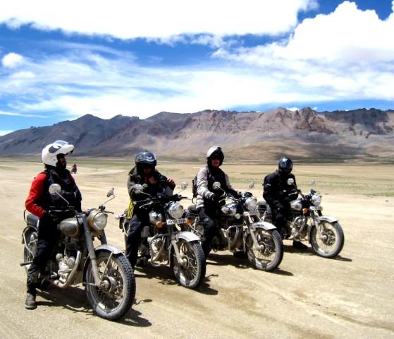 Overland Journey to Manali FIT Bike Tour