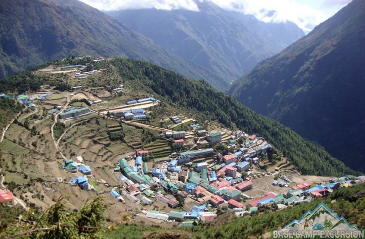 Lukla-Namche to Tengbouche Luxury Trek