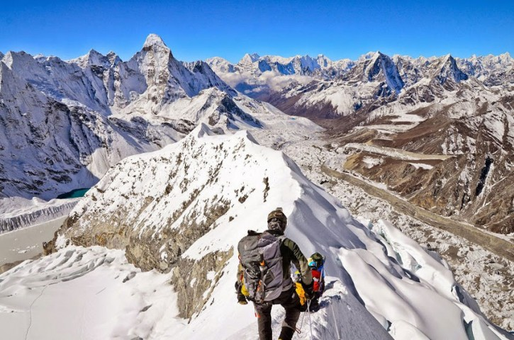 Three High Passes Trek Nepal