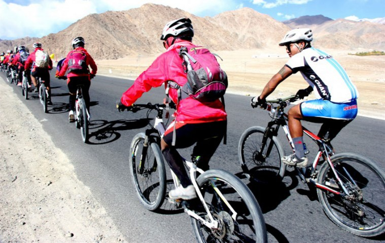 Indus Valley Cycling Tour