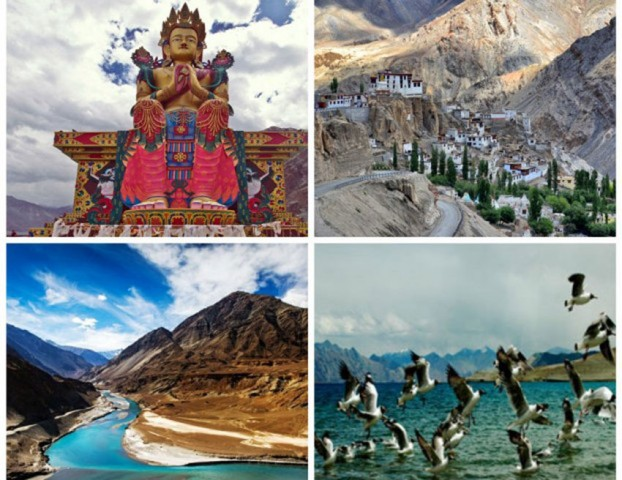 Exotic Highlights of Ladakh Ex Delhi