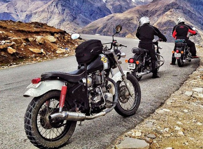 Srinagar Leh Manali via Hanle Motor Bike tour 2019