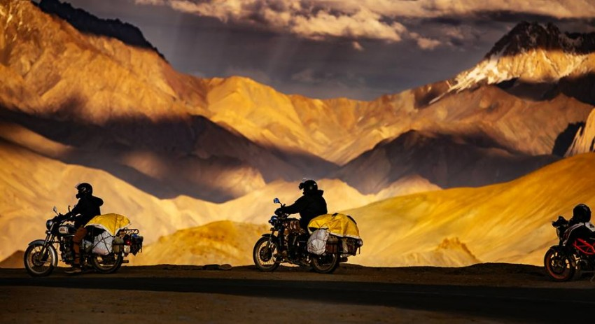 Himalayan Motor Bike Tour FITS -Enchanting Ladakh Motor Bike Tour 2020